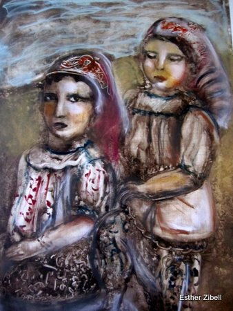 Jewish Children in Tunisia
