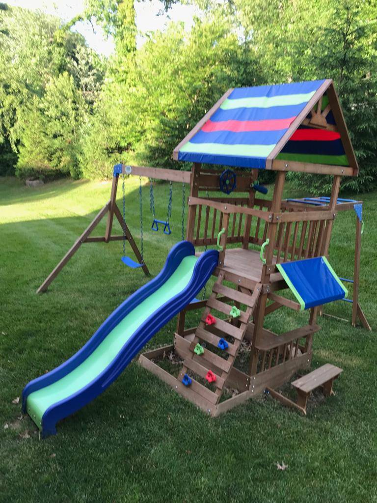 swing set installers in dundalk Maryland