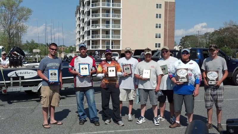 Wicomico River Winners