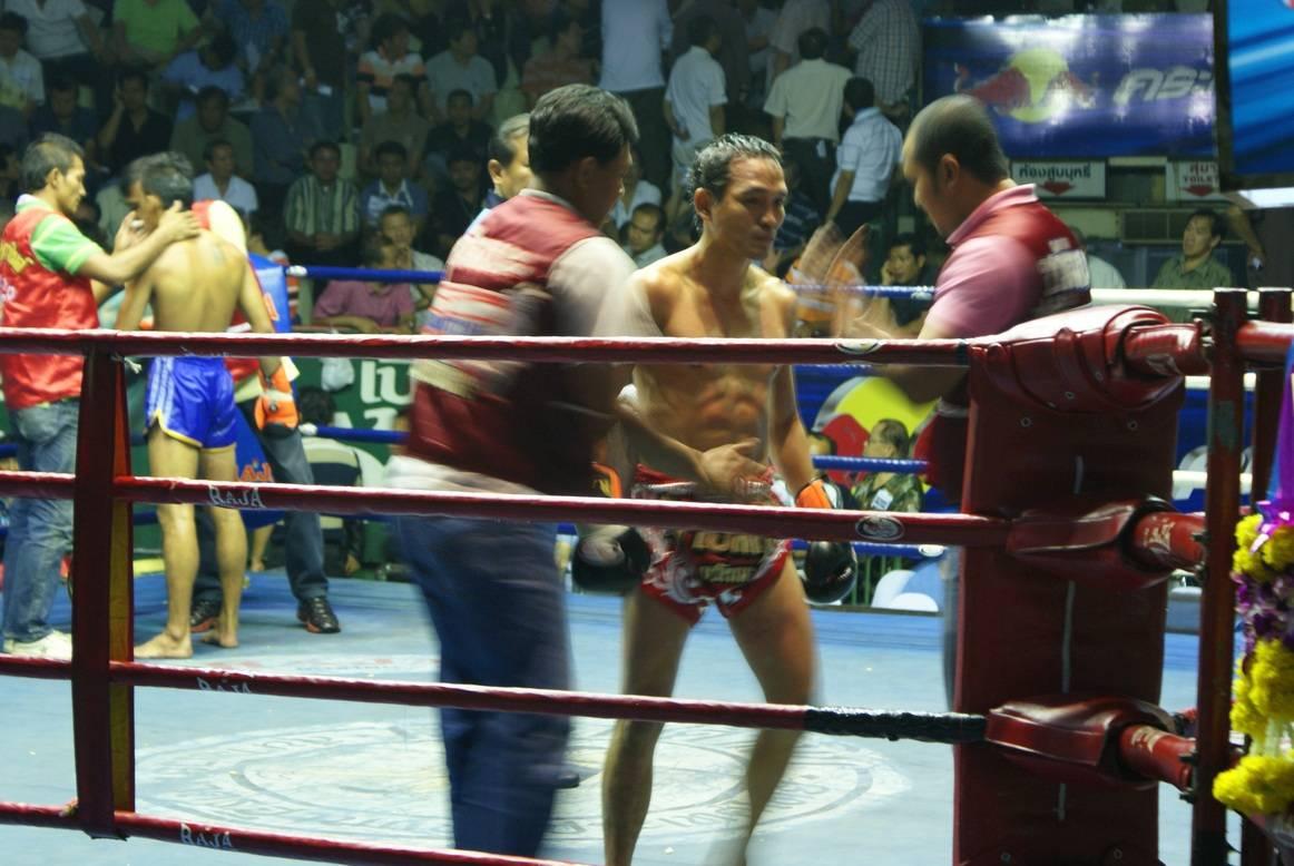 Bangkok Muay Thai boxing 9