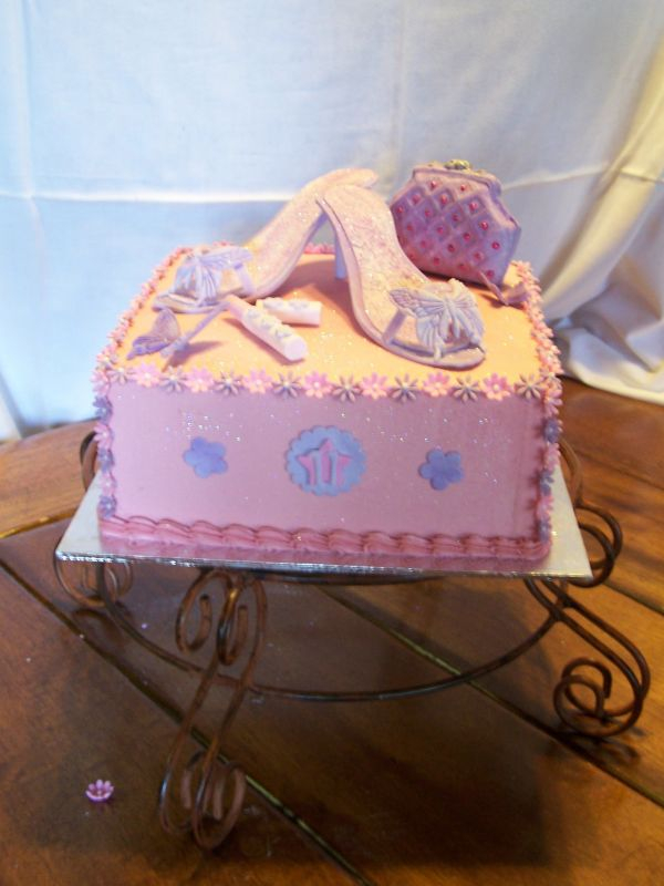 Dress up Party Cake