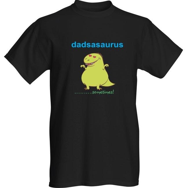 DADSASAURUS - black