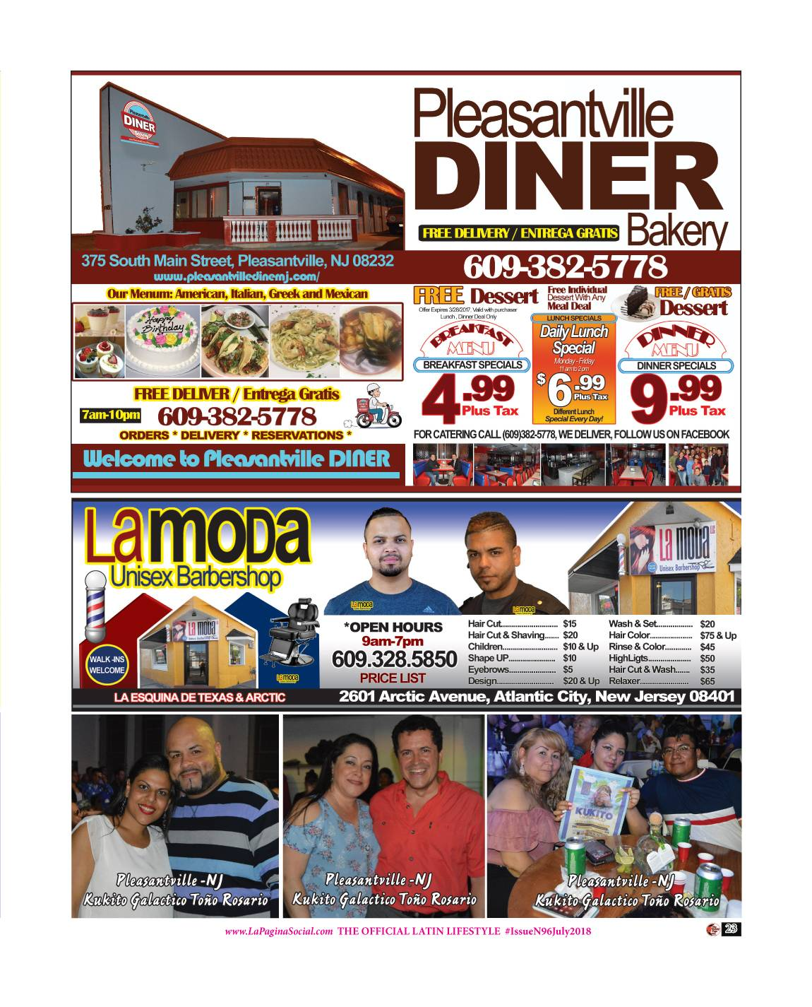 23 The Society Page en Espanol Issue N96 July 2018