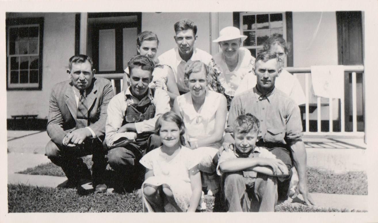 The Fisher Family in Philadelphia