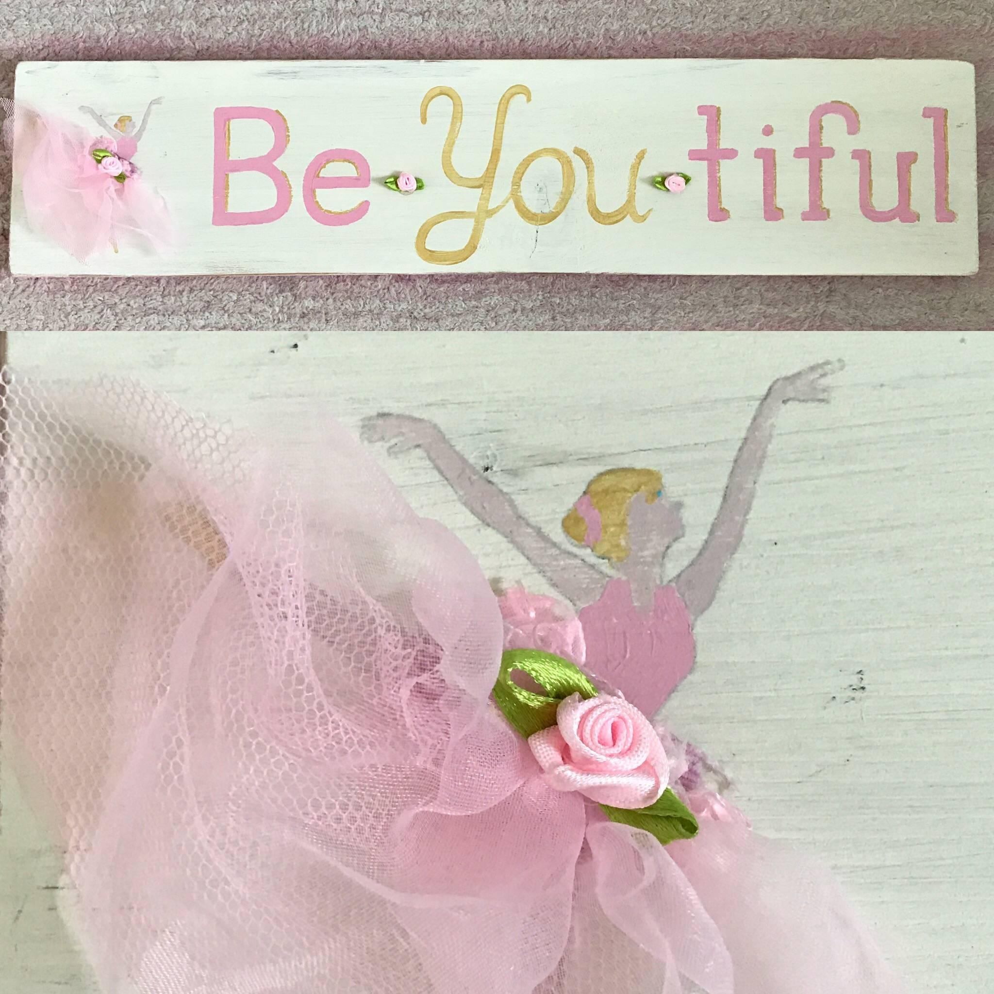 Be.You.Tiful ballerina