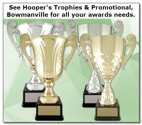 Trophies for all Sports and Achievements
