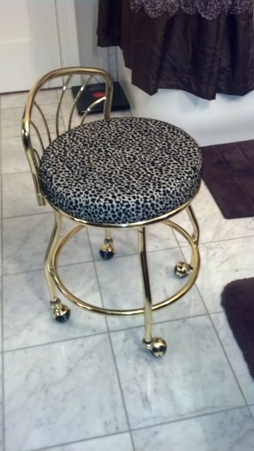 Stool-after
