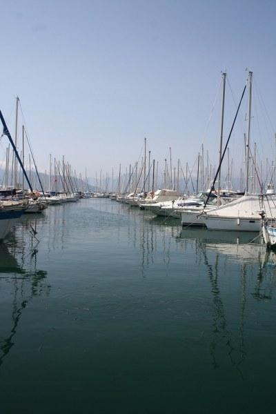 moored in Netsel Marina, Marmaris