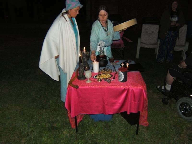 Midsummer Ritual 5