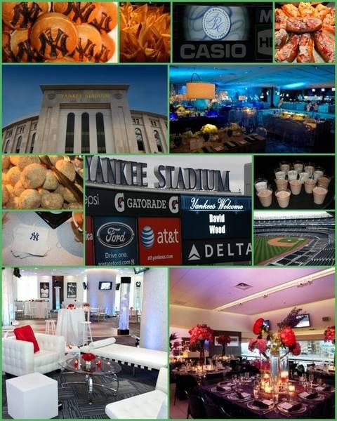 Yankee Stadium Venue Tour & Networking - APRIL 2012