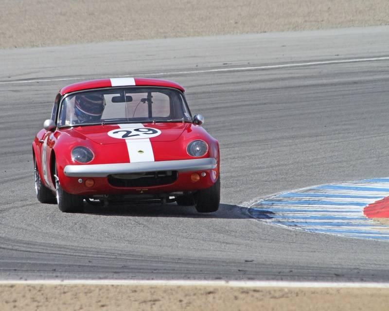 Winner : 1961-1966 GT Cars under 2500cc
