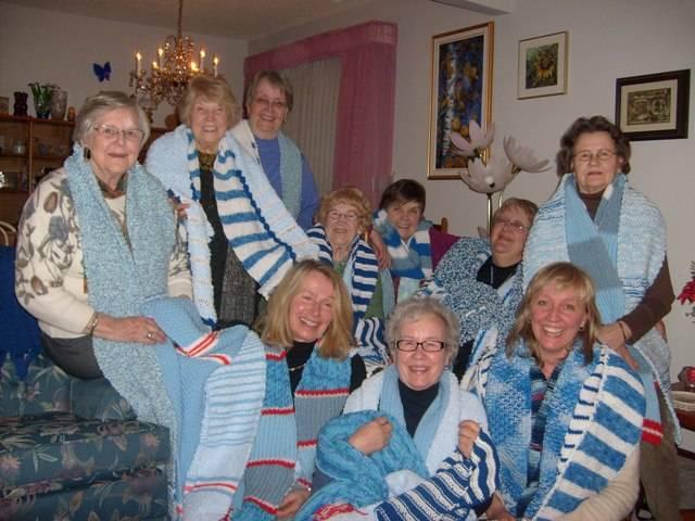 More scarves!