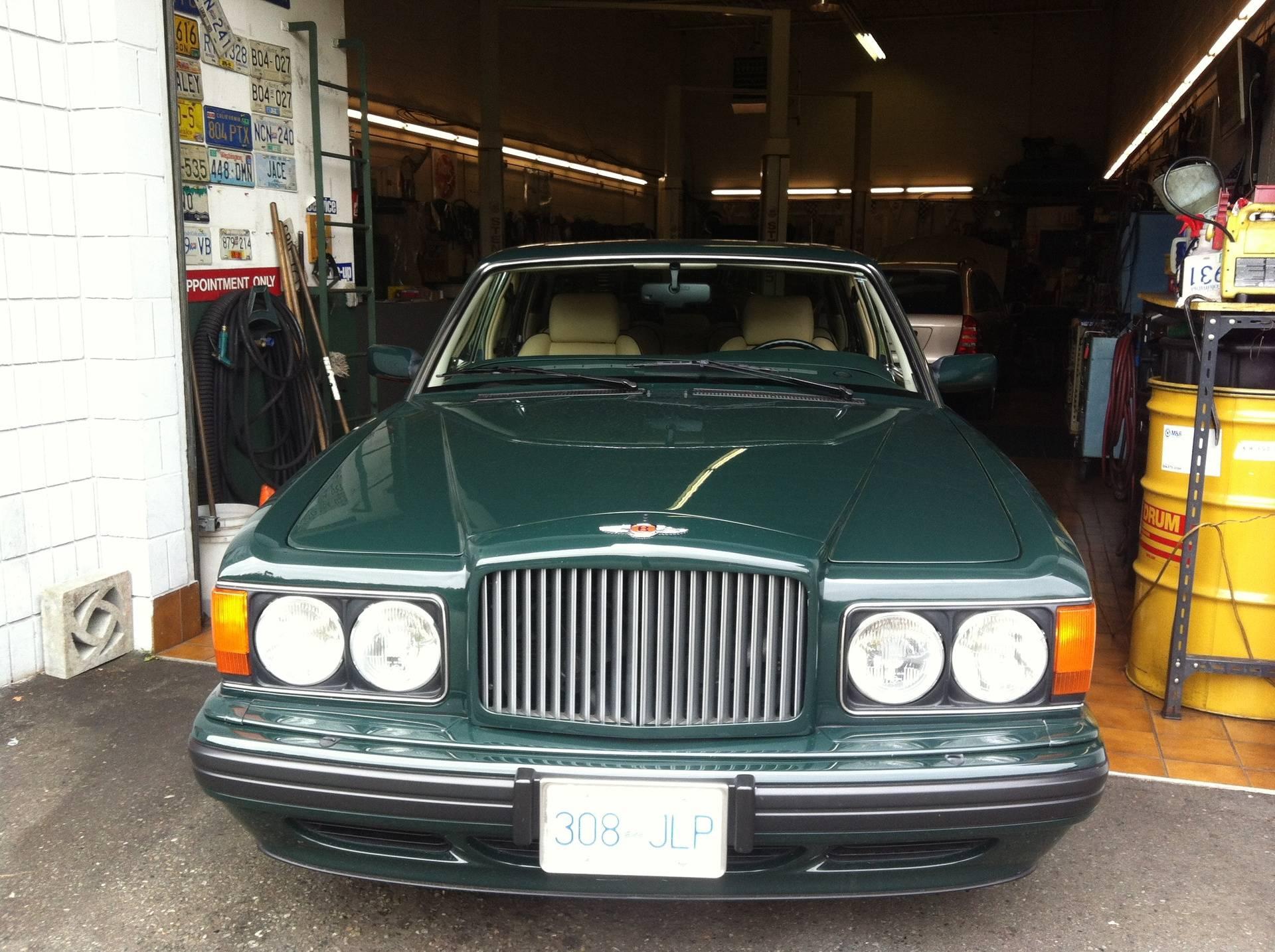 1996 Bentley Turbo R