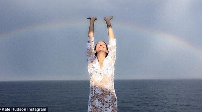 touch the rainbow