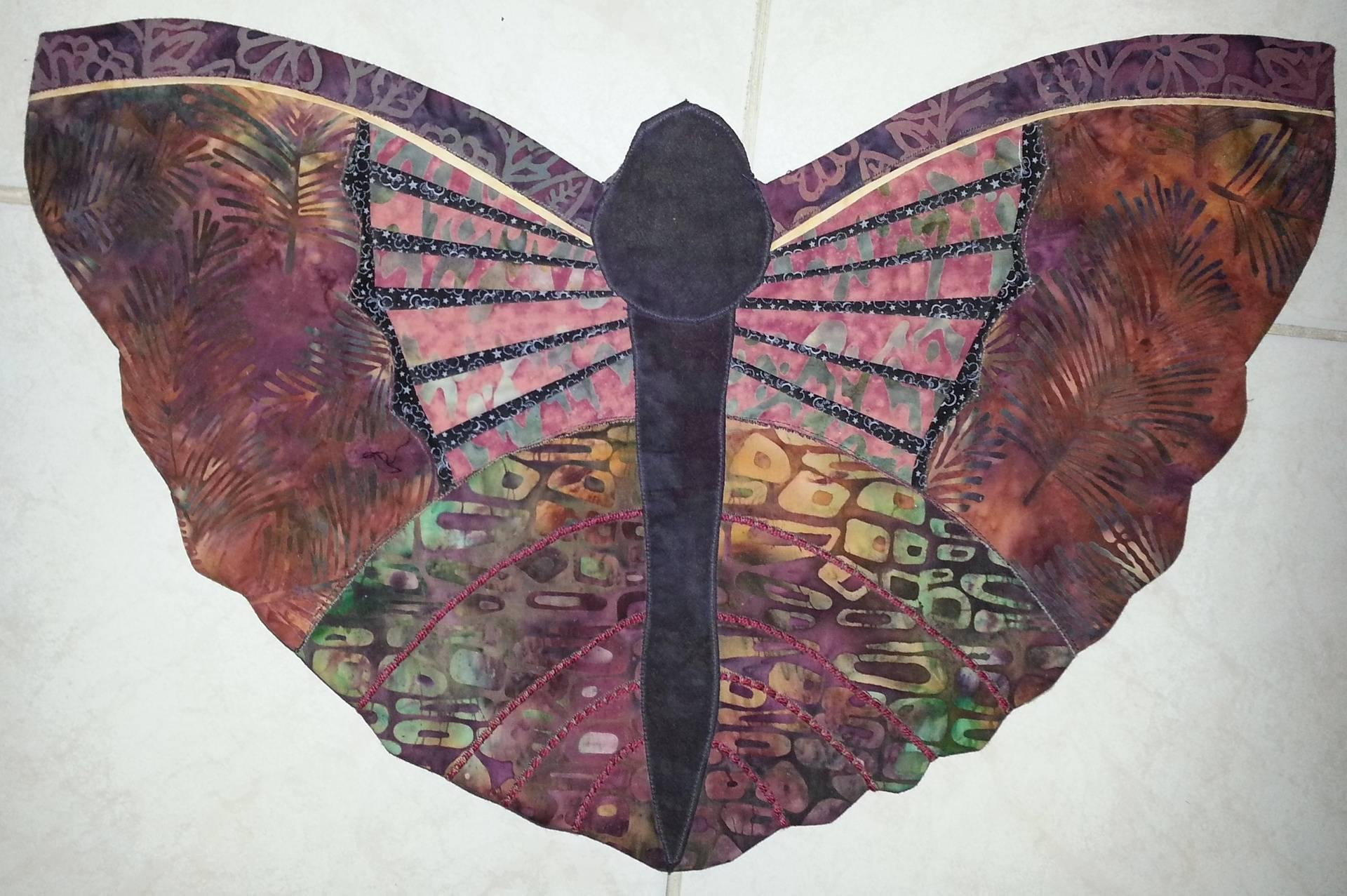 Moth table topper