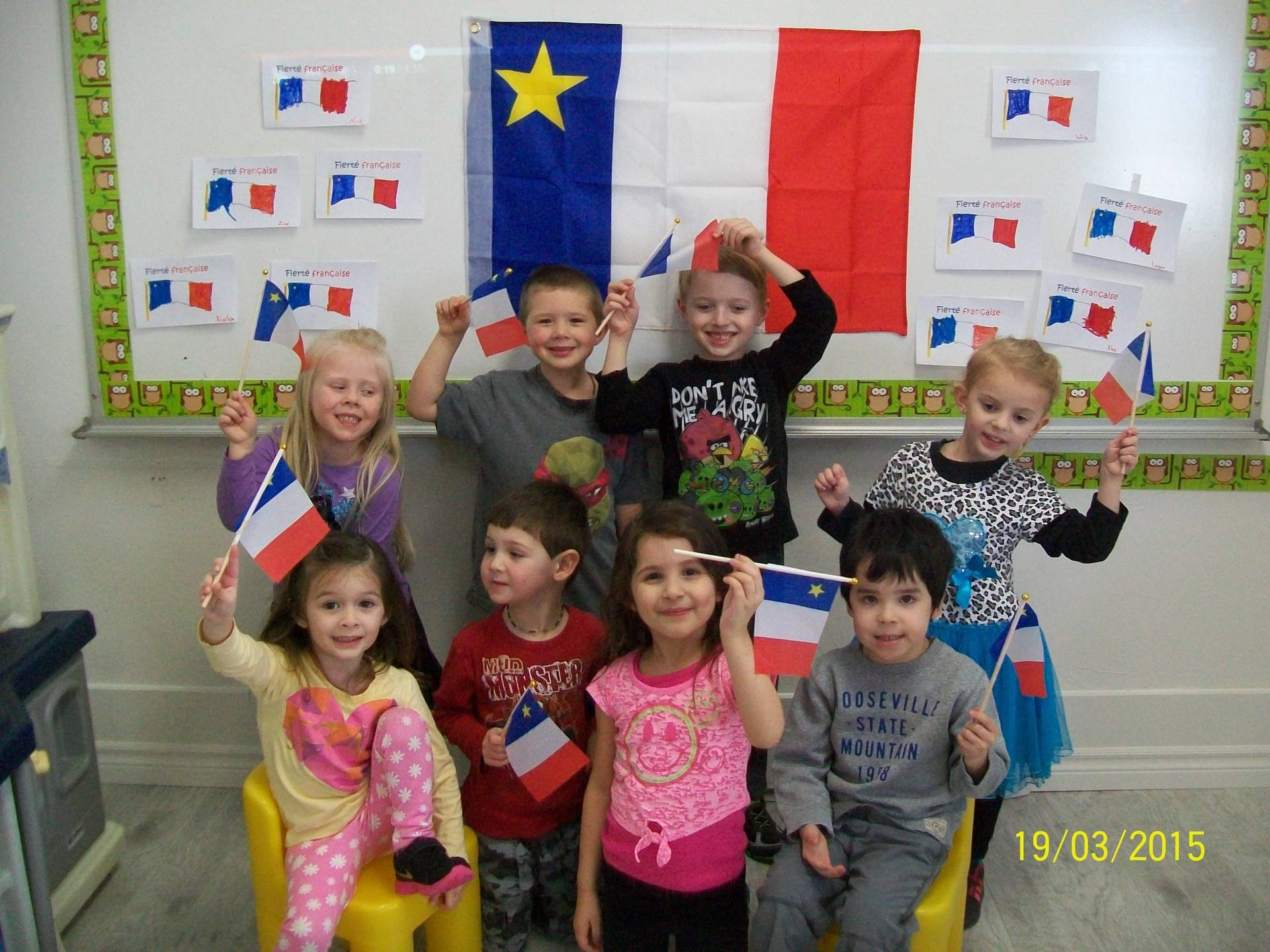 La fièreté française !