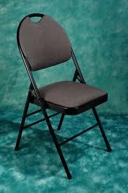 Folding Padded Chair $3.95 EA