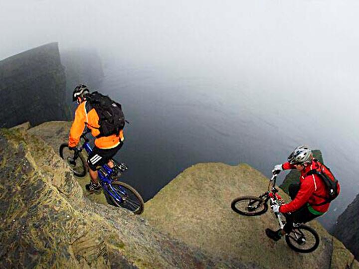 extreme mountainbike 2