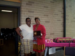 Author Sydney and Savvy Sister Dorothy Torns