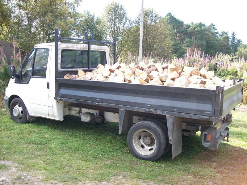 Firewood Load