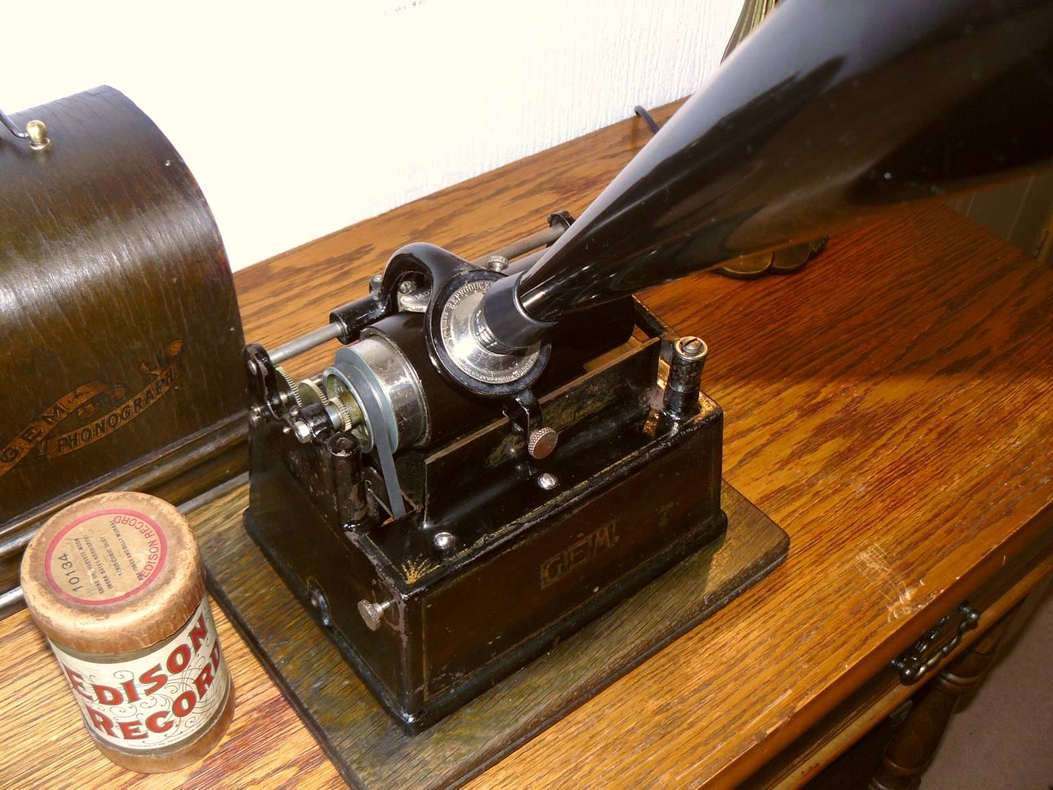 Edison Gem Phonograph 7