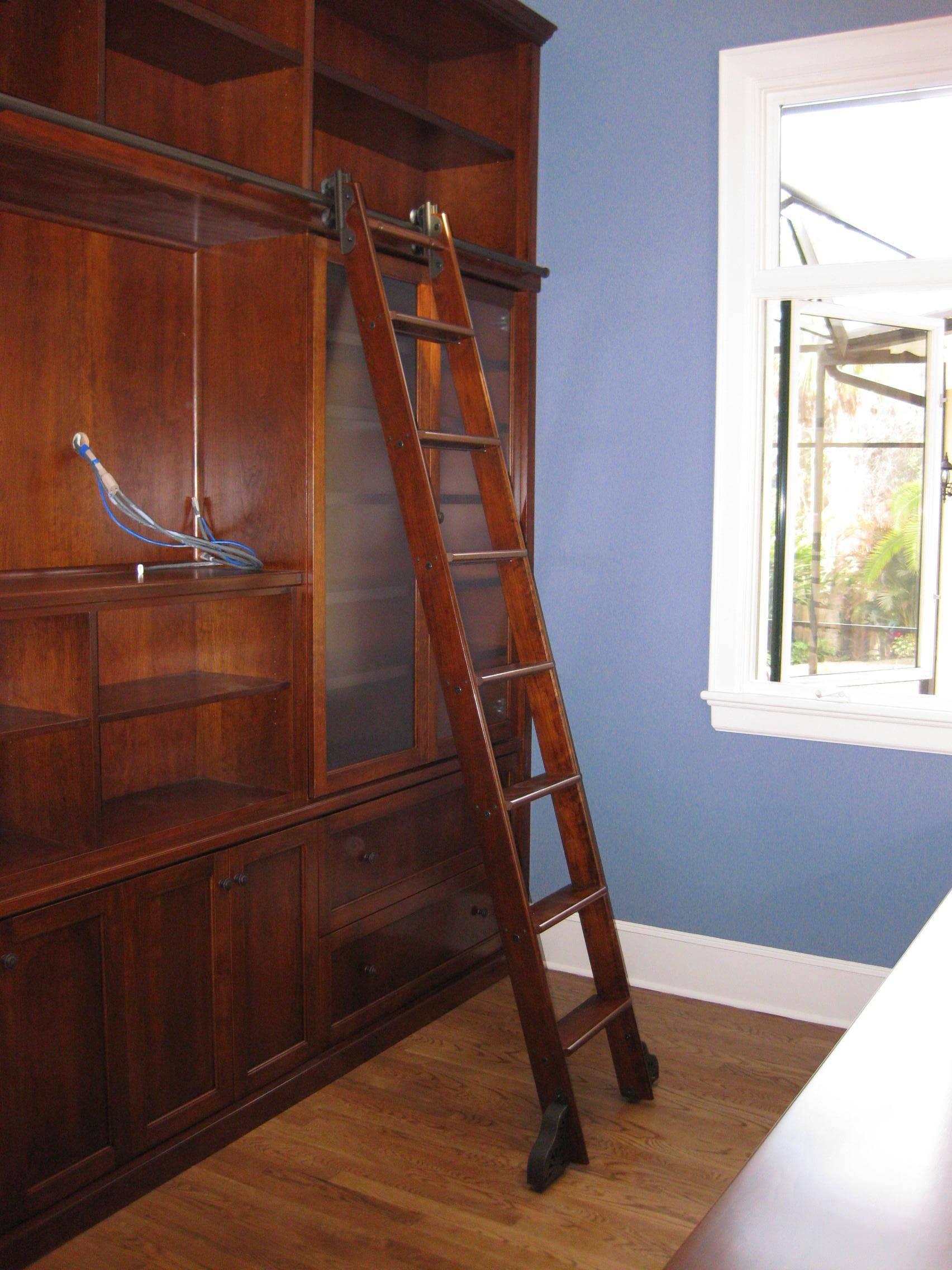 rail and ladder