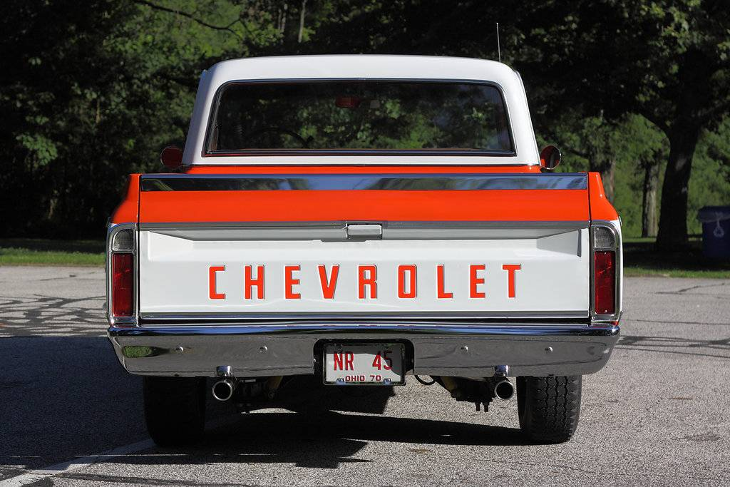 custom dual exhaust