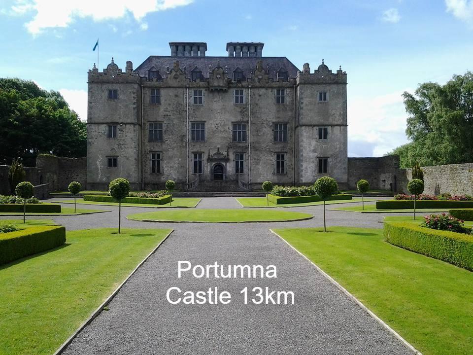Portumna Castle & Gardens,Co.Galway