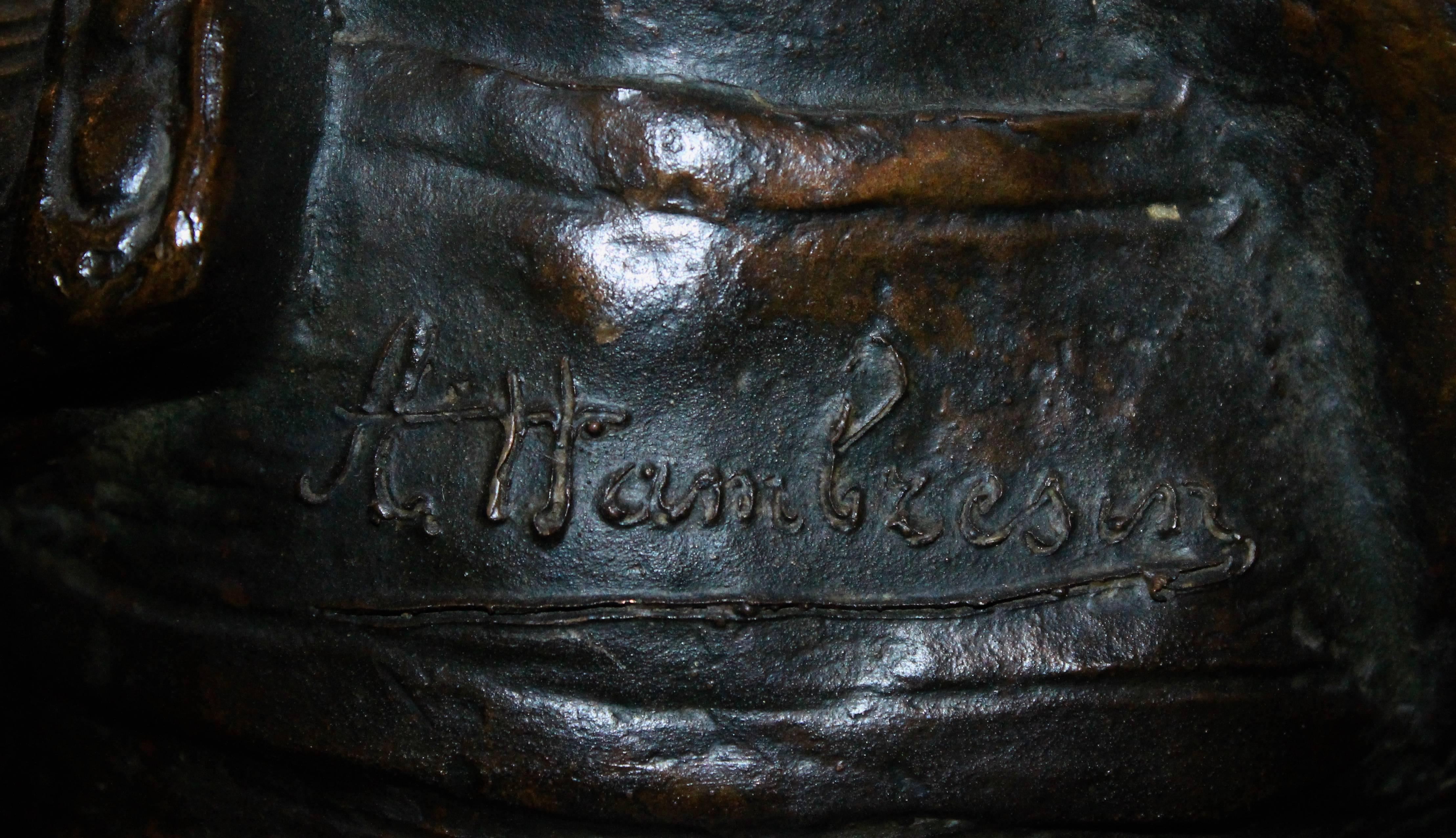signature Hauteur 68cm