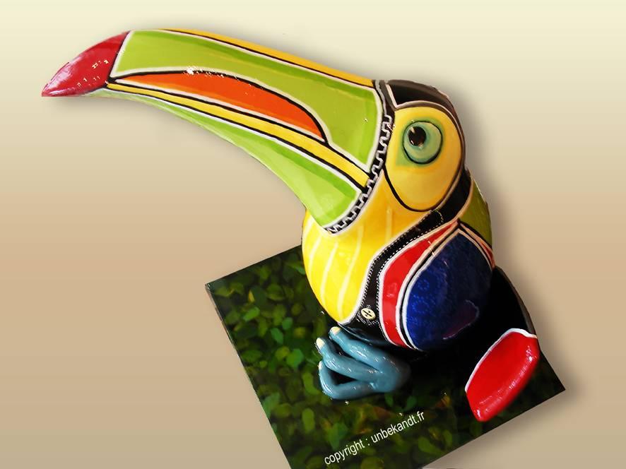 Ferdinand, le toucan