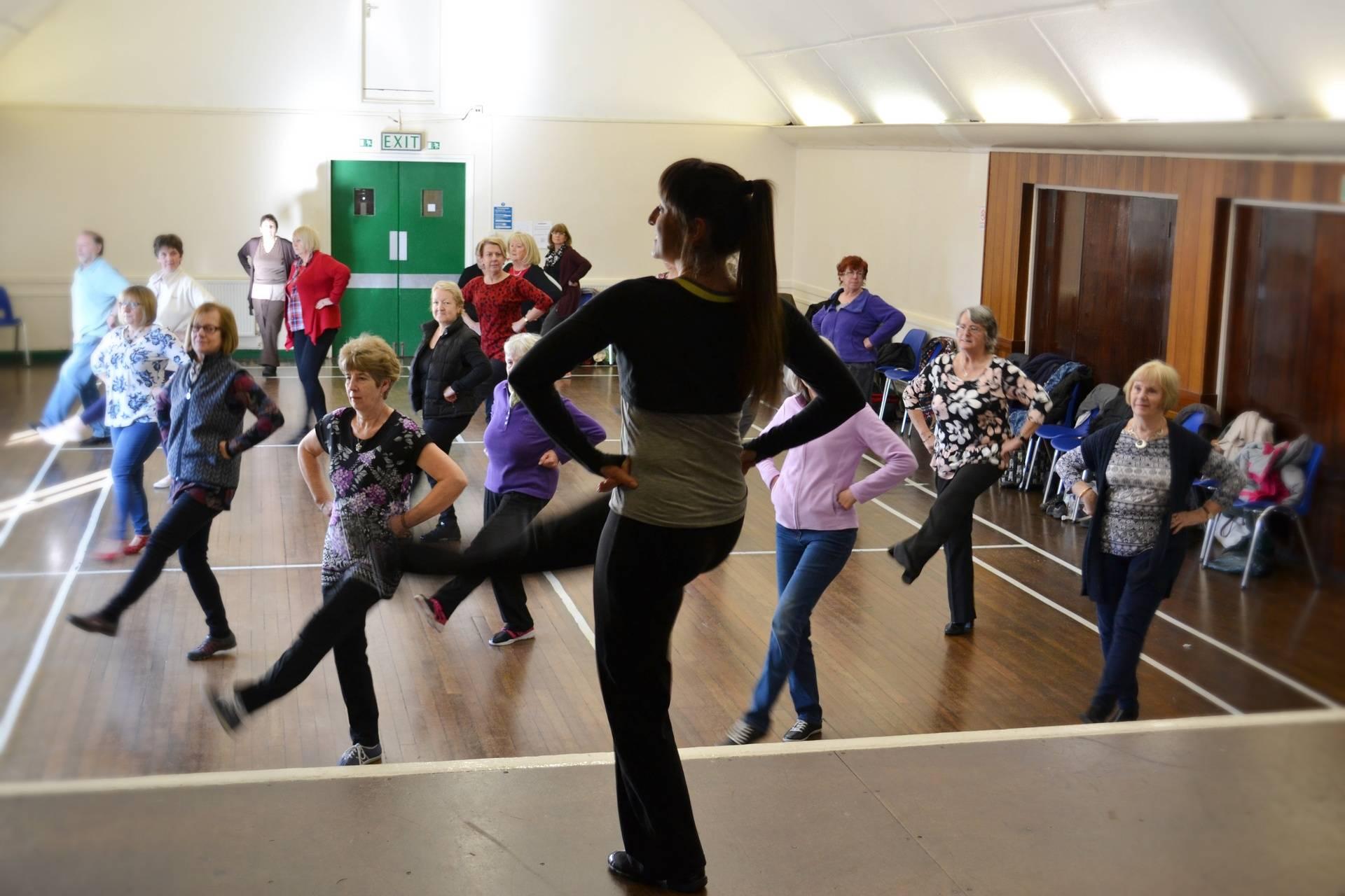 Stotfold dancers