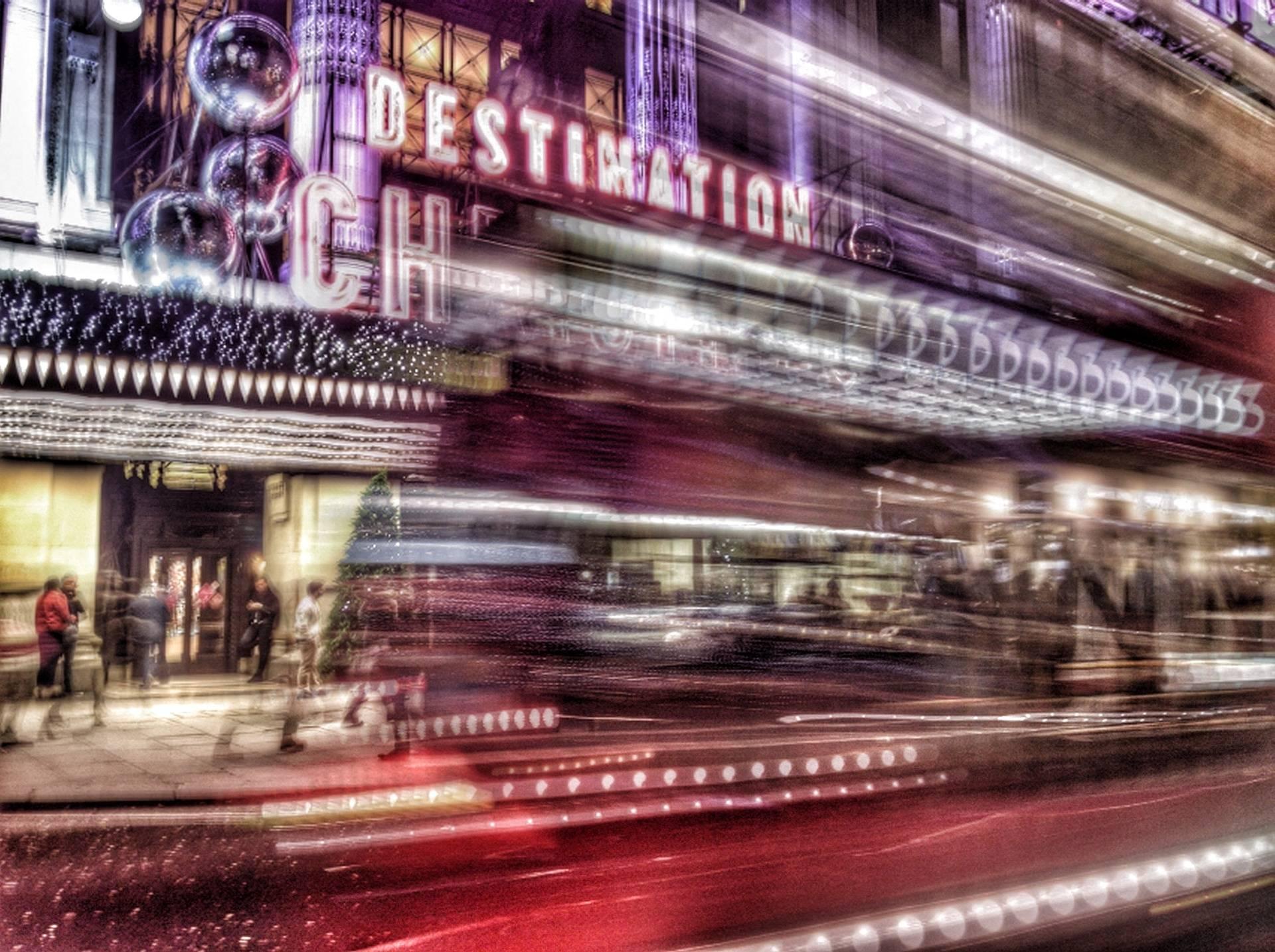 #DestinationChristmas - Selfridges London