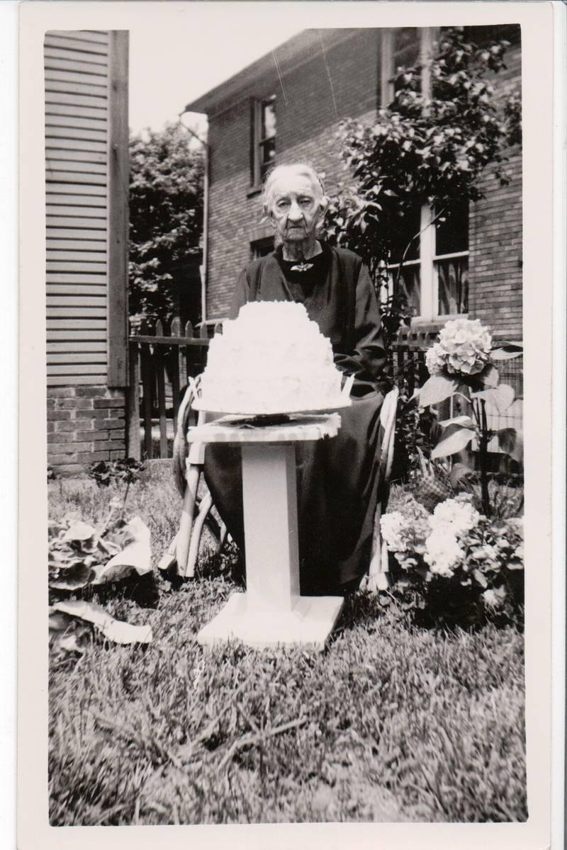 Barbara Ann (Anderson) Parks (1850-1946)