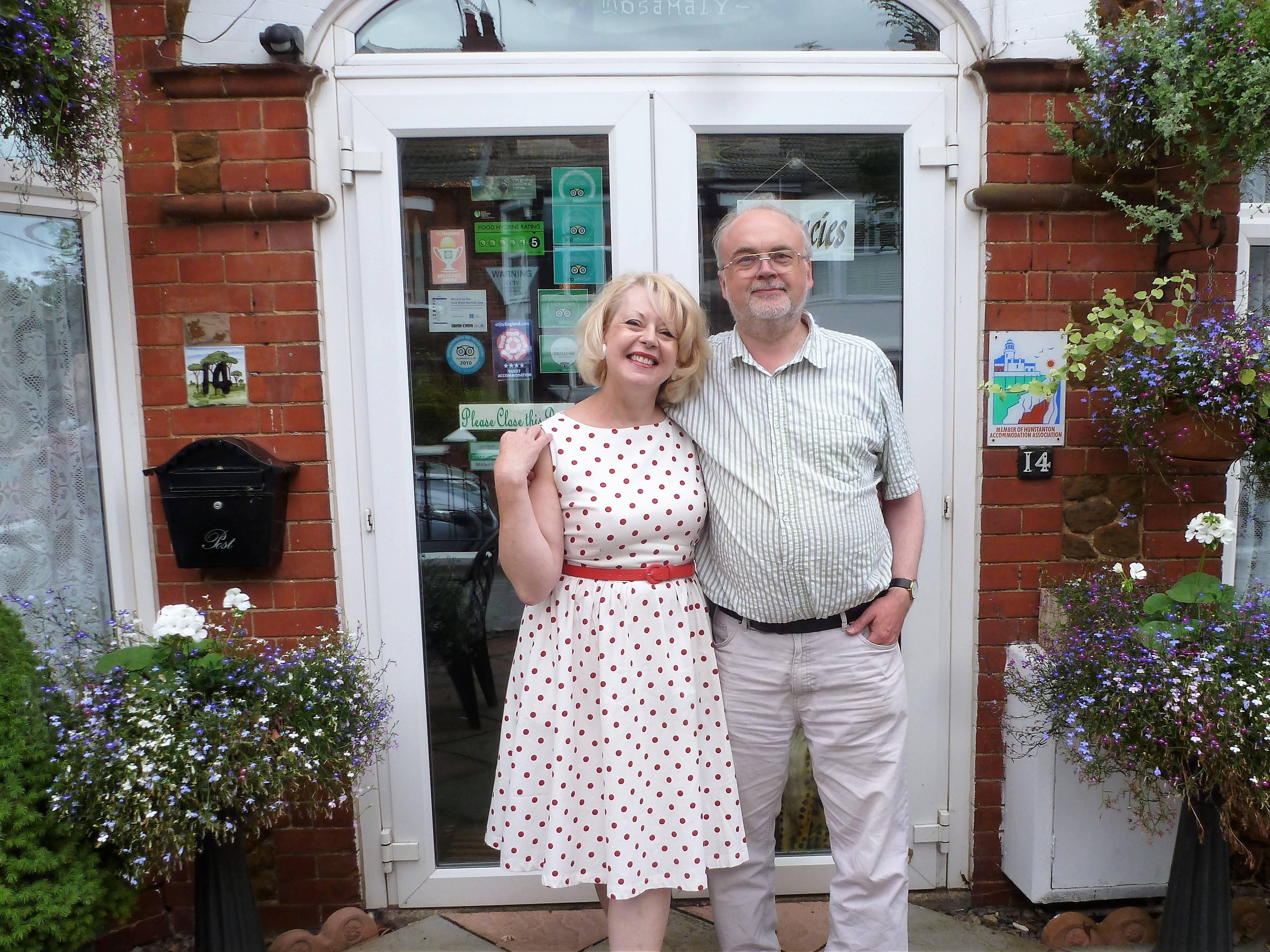 Denise & Stephen