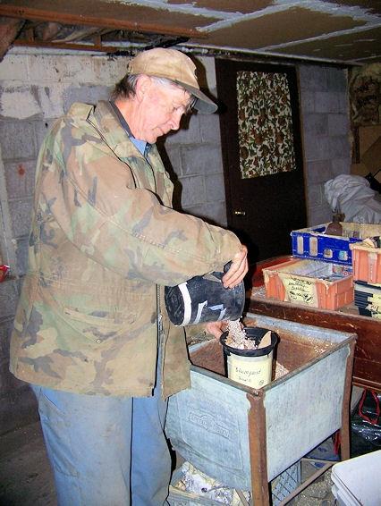 Adding Vermiculite