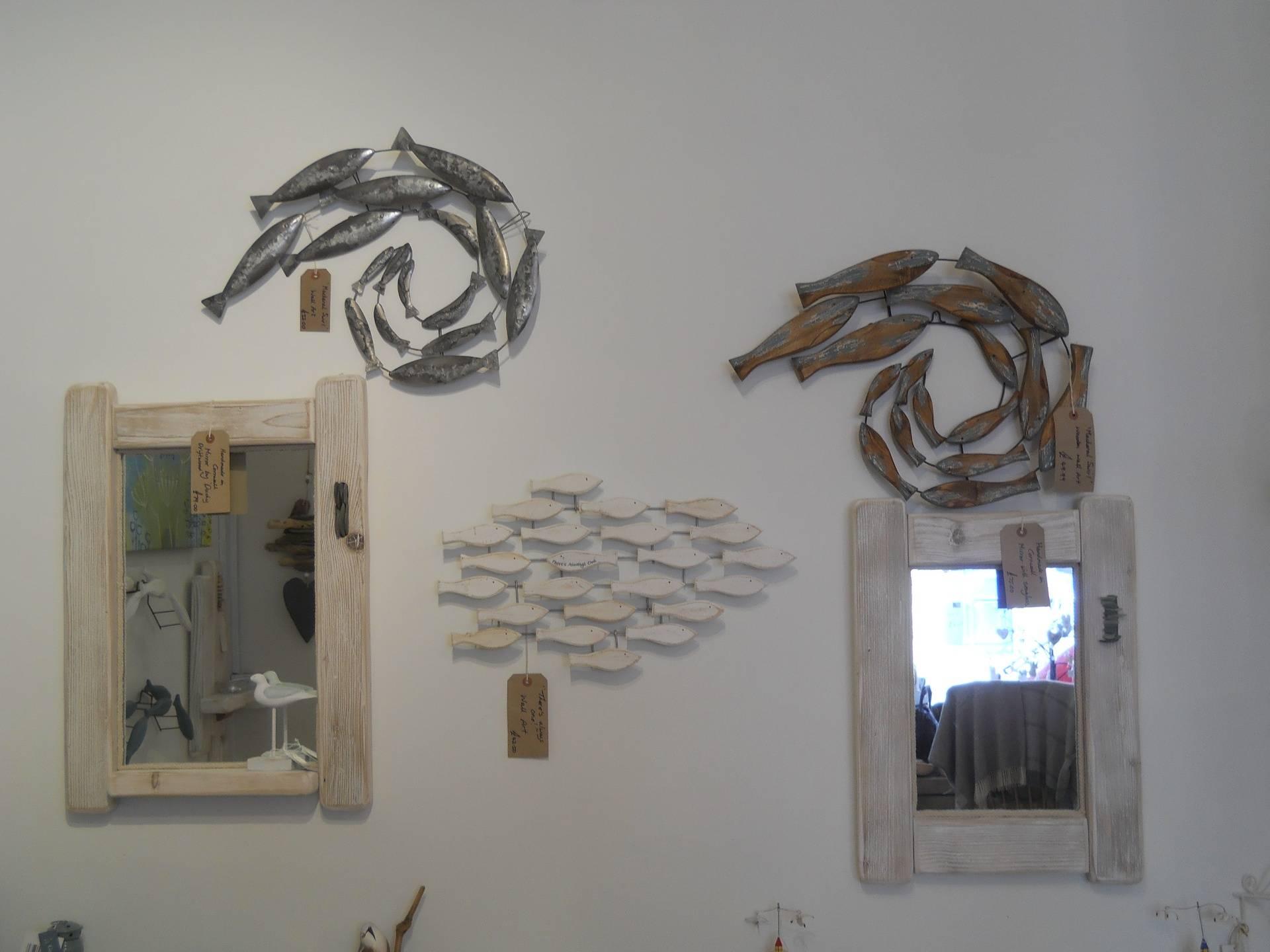 Large Fish Wall Art