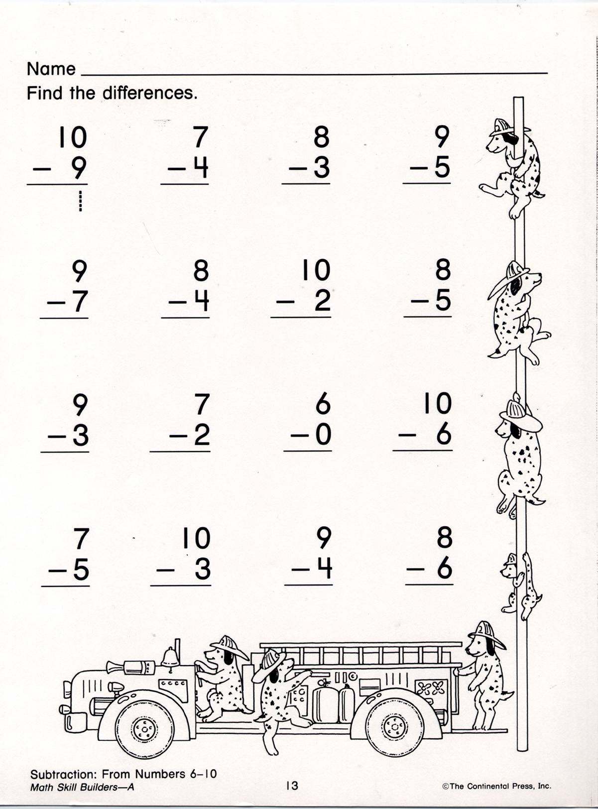 math book page