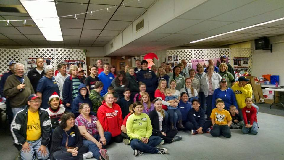 workers for christmas 2015