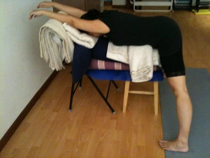 PY - No more Sharp Back Pain, No more A&E