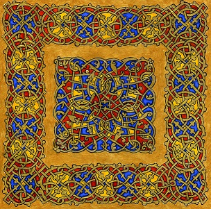 Slavic Manuscript Illumination