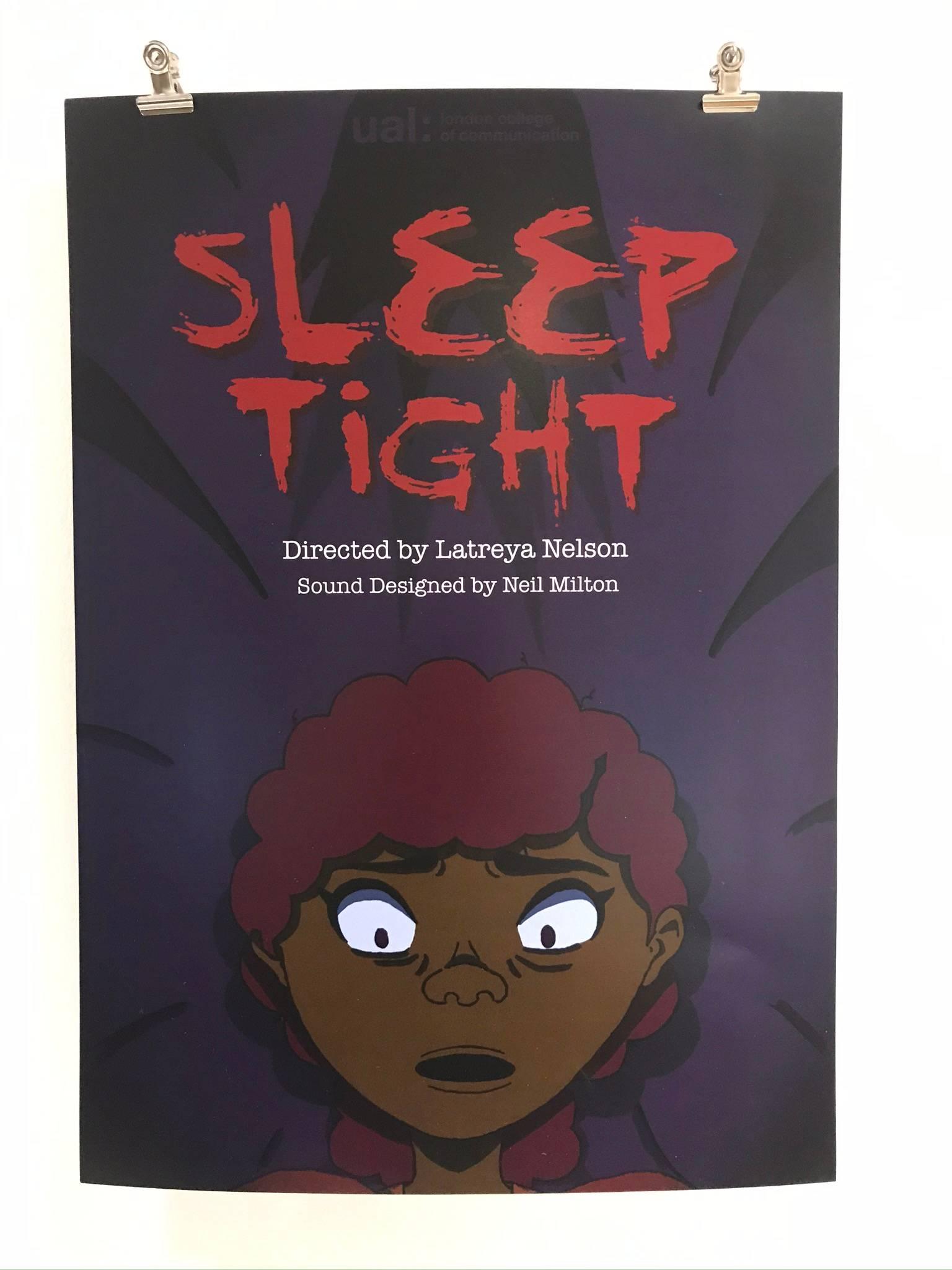 'Sleep Tight' animation (2019)