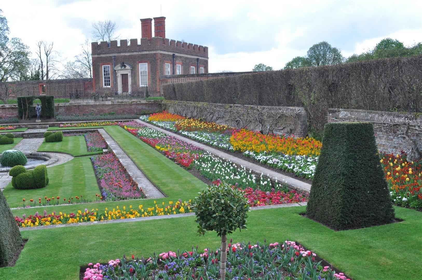 Garden 2, Hampton Court