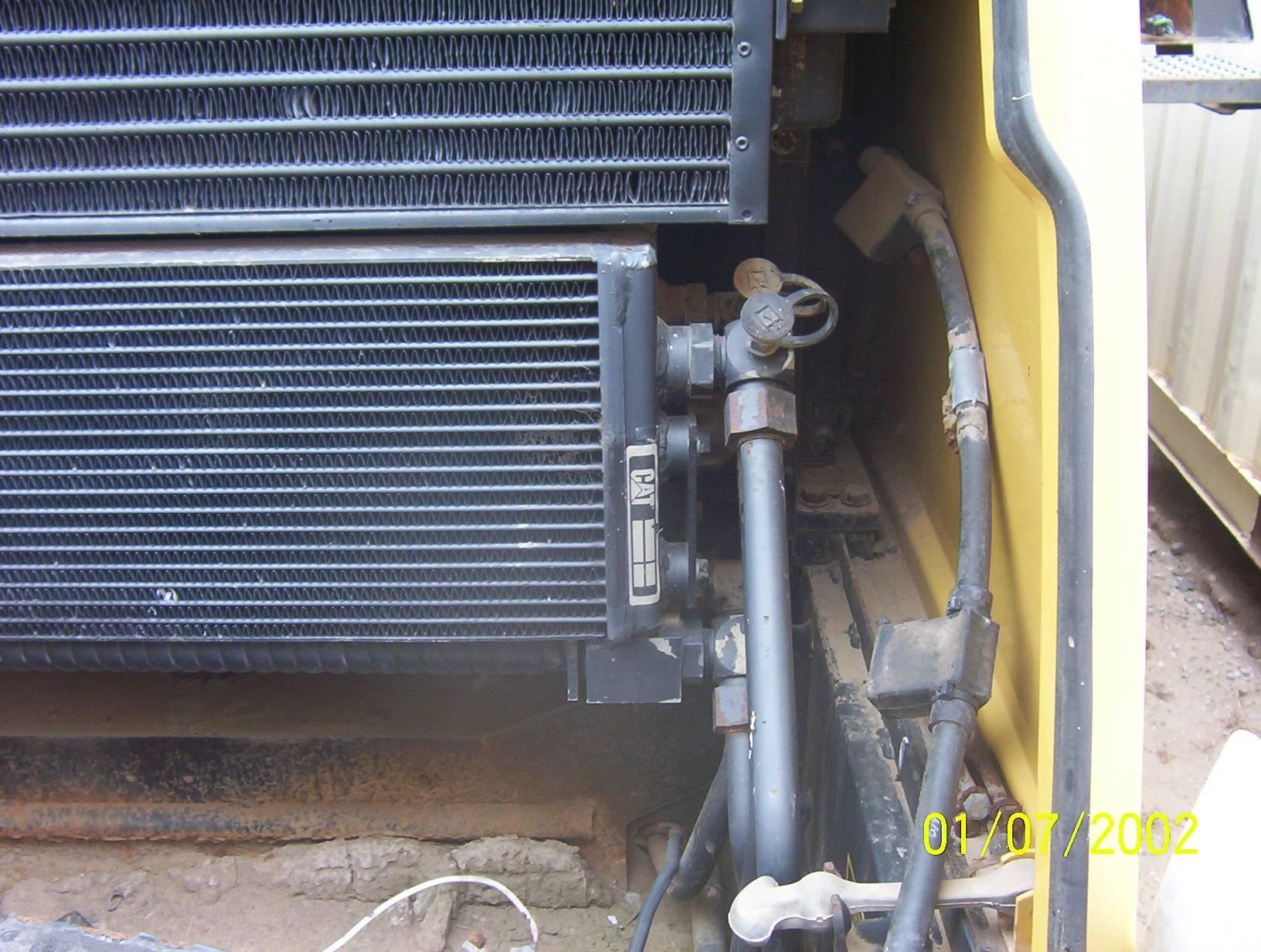 75A Hyd. Oil Cooler