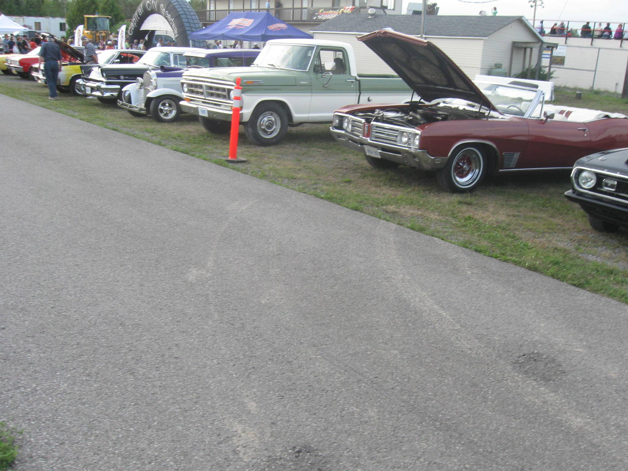 Capital City Speedway August 17, 2011