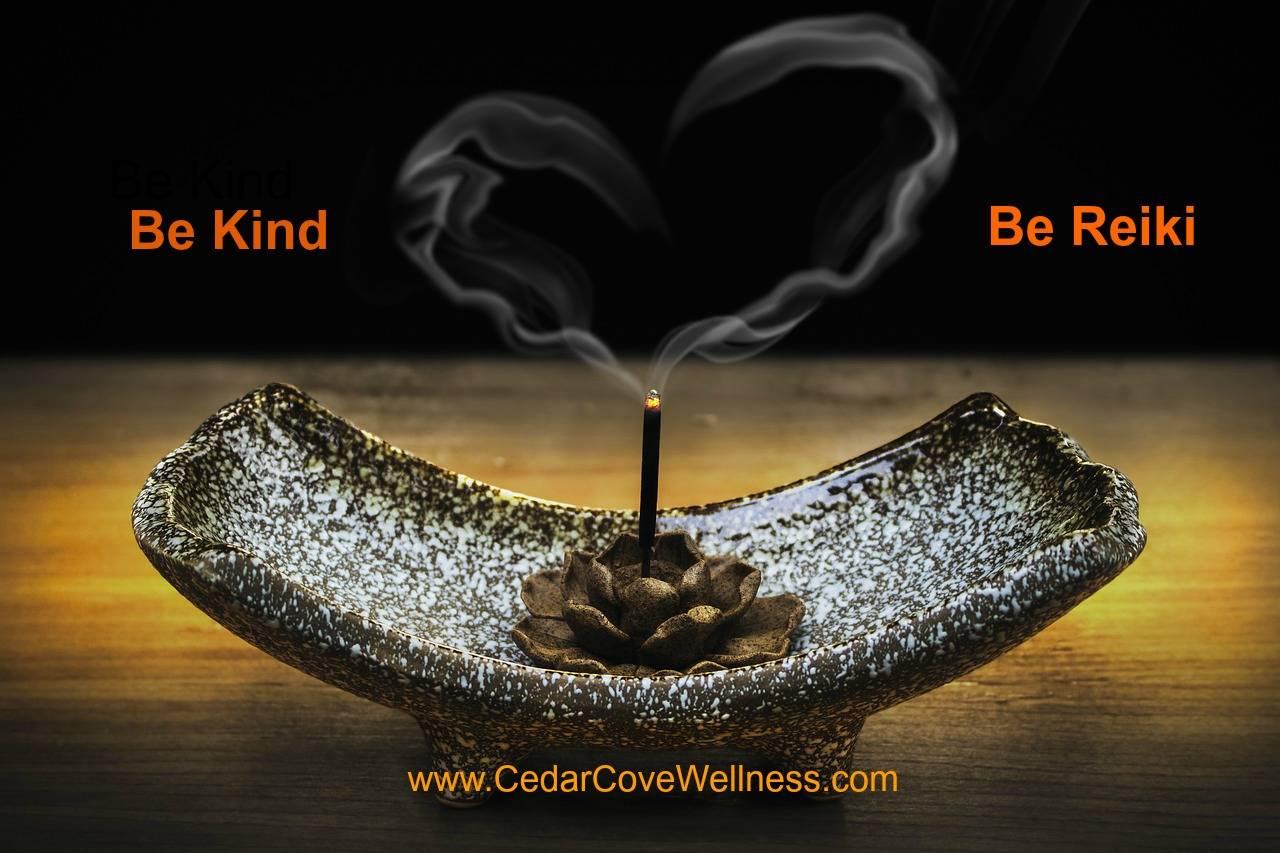 Be kind, be Reiki
