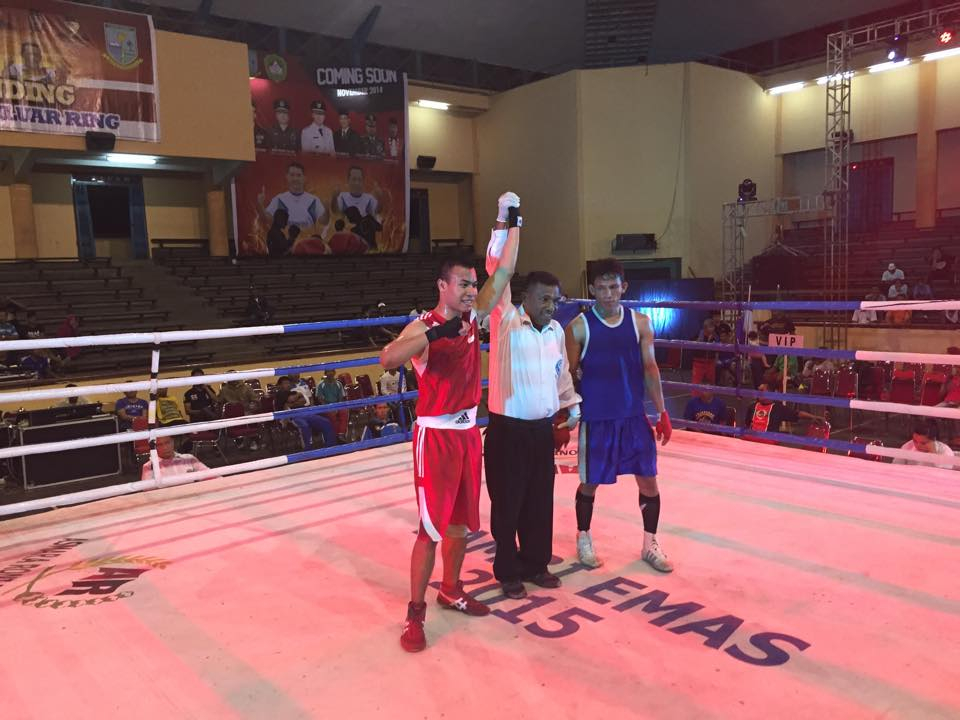 November 2014 - Walikota Cup , Indonesia