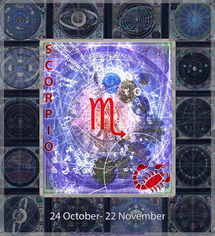 ARTFUL ASTROLOGY - SCORPIO