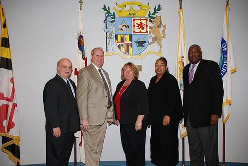 Laurel City Council 2012
