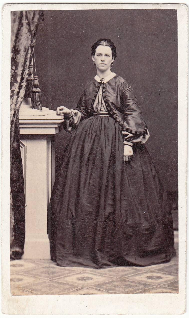 Mr. & Mrs. J. H. Easton, photographers of Rochester, Minnesota