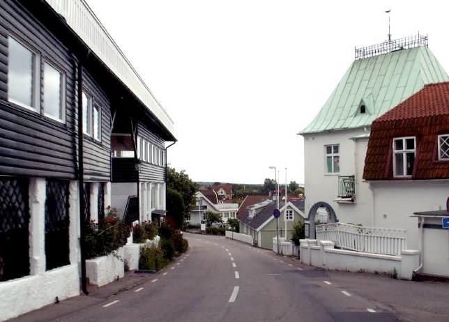 Hotell Molleberg (Konstnarsgarden) 2001